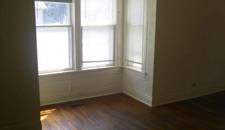 1519 Poyntz - Living Room Big Bay Window