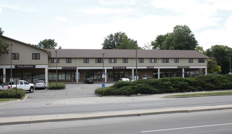 Anderson Village Exterior 2