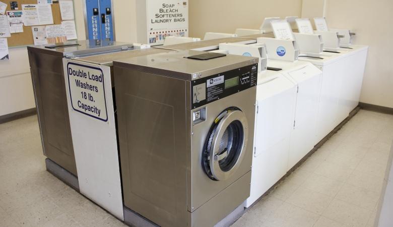 High-efficiency washer
